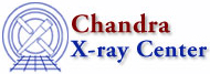 Logo for the Chandra X-ray Center