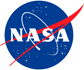 Logo for NASA