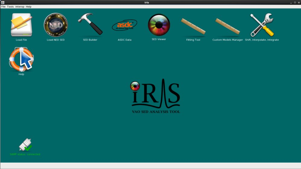 Downloading Iris - Iris